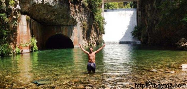 أين يقع نهر إبراهيم