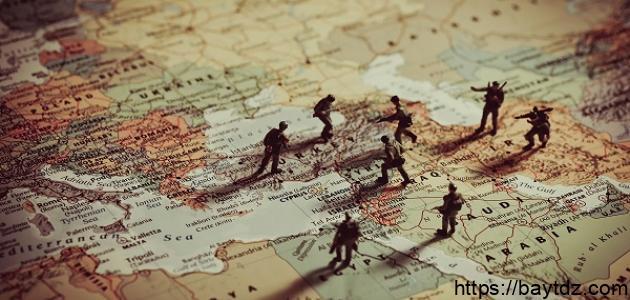 بحث عن الصراع