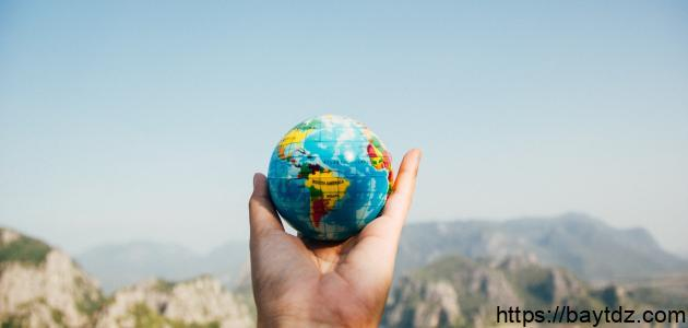 ترتيب سكان العالم