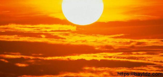 تعريف الطاقة الحرارية