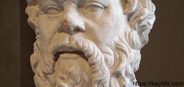 حكم لسقراط