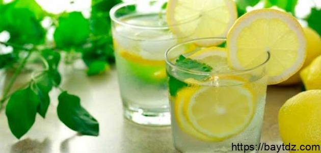 طريقة تحضير عصير الحامض