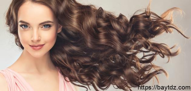 طريقة تطويل الشعر دون خلطات
