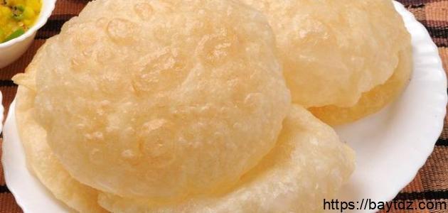 طريقة عمل الخبز البوري