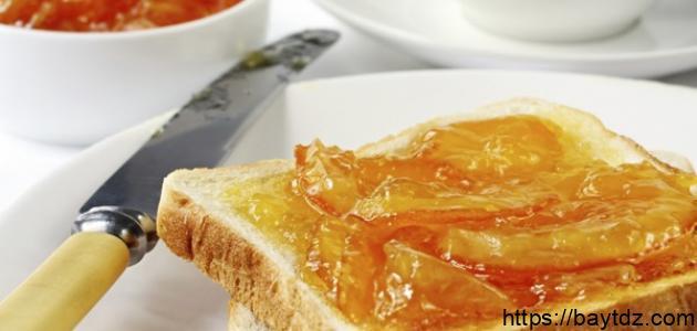 طريقة عمل مربى قشور البرتقال