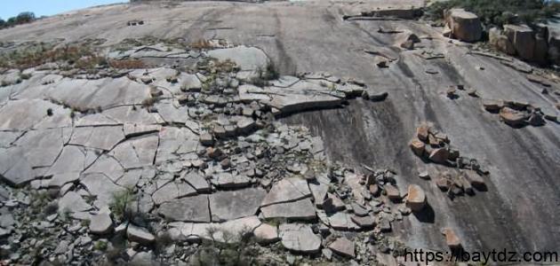 عوامل تشكل سطح الأرض