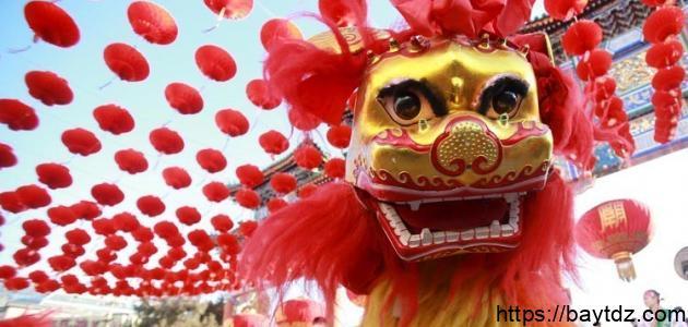 عيد رأس السنة الصينية
