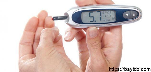 فحص السكري – فيديو