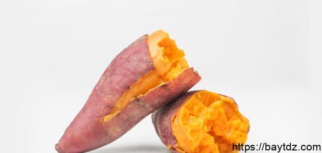 فوائد البطاطا للرجيم