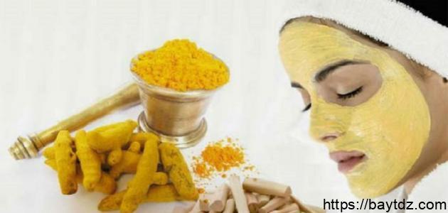 فوائد الكركم والعسل للكلف