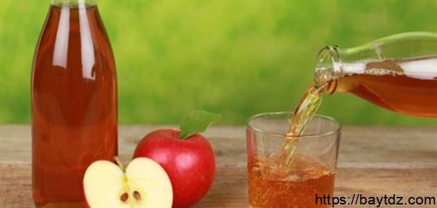فوائد خل التفاح والزنجبيل