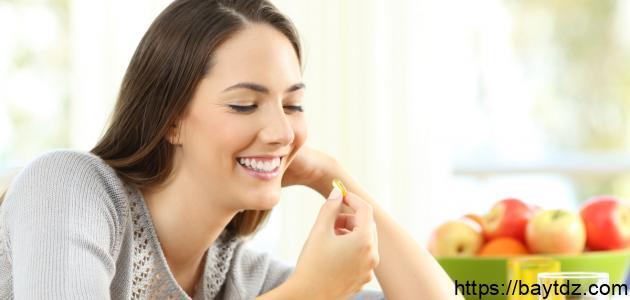 فوائد فيتامين ب5 للشعر