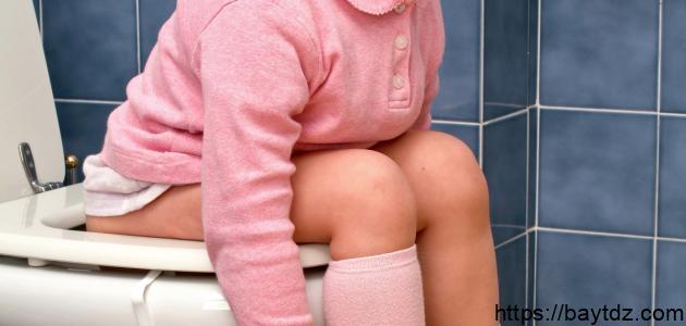كيف اعالج الامساك عند الاطفال