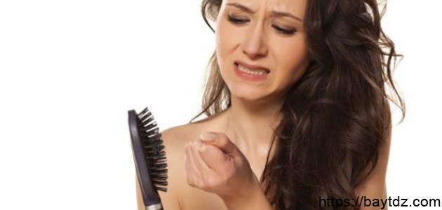 كيف تحافظ على شعرك من التساقط