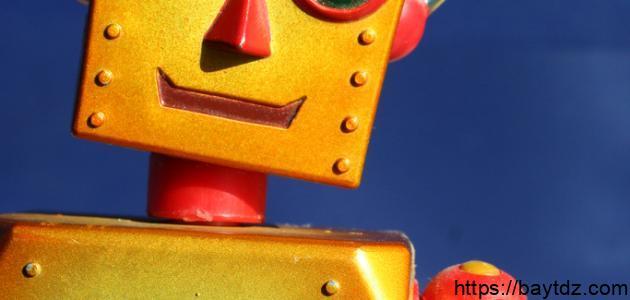 كيف يمكن صنع نموذج رجل آلي