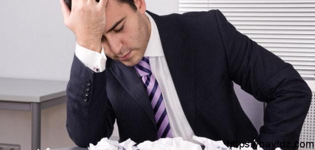 كيفية التخلص من التوتر والقلق