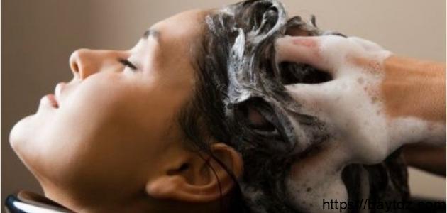 كيفية ترطيب الشعر بسرعة