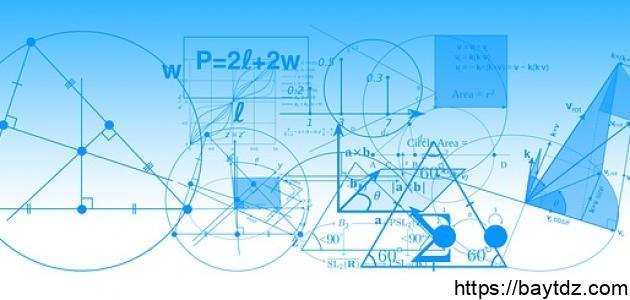 كيفية حساب ارتفاع المثلث