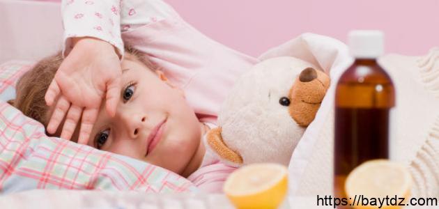 كيفية علاج نزلات البرد
