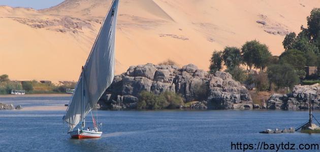 ما عمق نهر النيل
