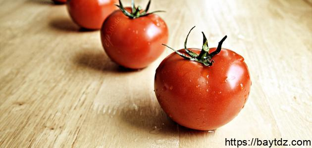 ما فوائد الطماطم