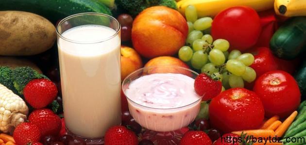 ما هو نظام غذائي