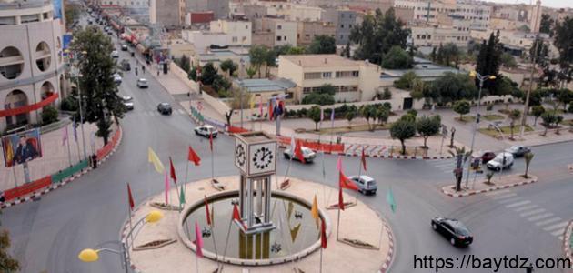 مدينة خريبكة في المغرب