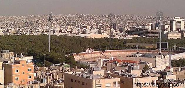 مدينة عمان