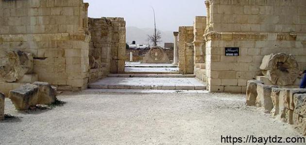 مدينة فلسطينية من أقدم مدن التاريخ