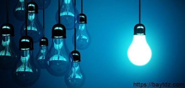 موضوع عن ترشيد استهلاك الكهرباء