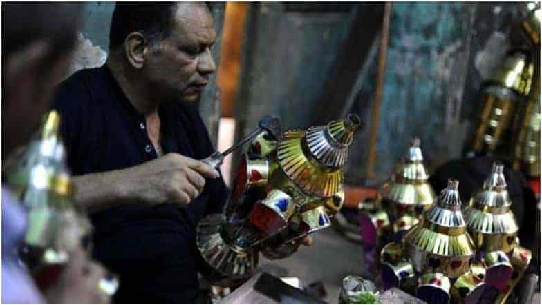 مشروع صناعة فوانيس رمضان بالتفصيل