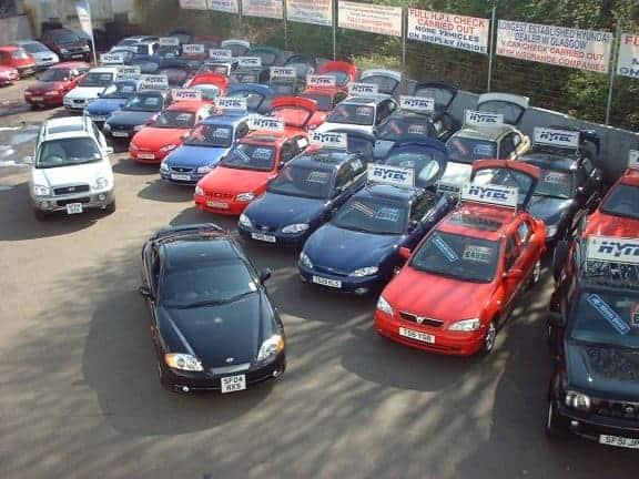 مشروع ناجح سوق للسيارات المستعملة بأقل التكاليف وارباح كبيرة