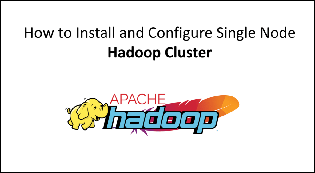 how to install configure single node