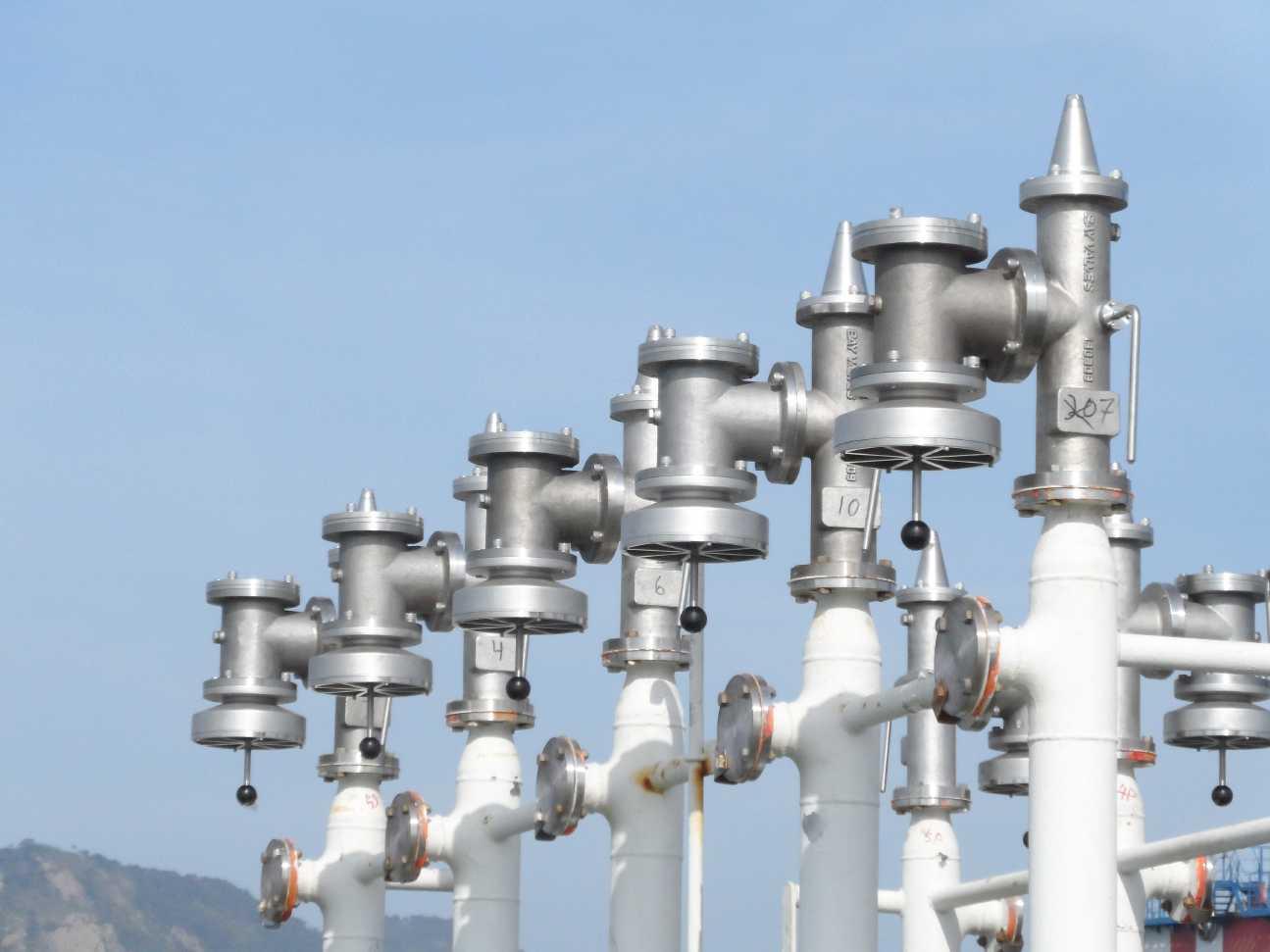 high velocity valves High Velocity Valves MISC Kantan Satu 05 2013