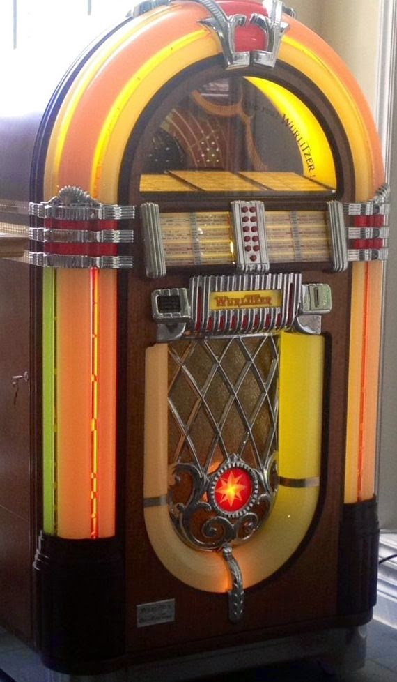 Police seek recovery of original Wurlitzer jukebox – The South