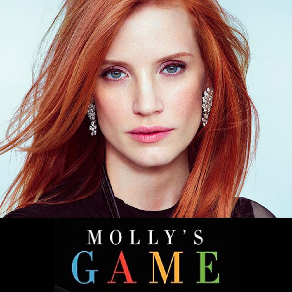 """Résultat de recherche d'images pour """"Molly's Game"""""""