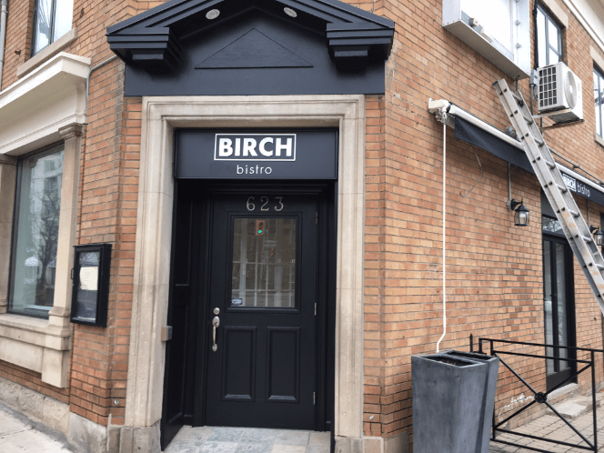 Former Celestin to become Birch Bistro under new owner