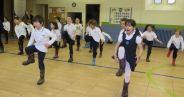 Gumboots dancing
