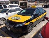 Barrie Taxi on hospital run