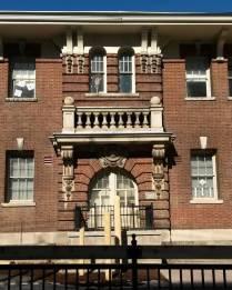 John Fisher School on Erskine Ave.
