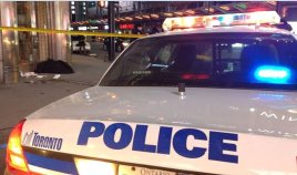 Critically hurt in Yonge stabbing