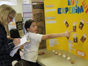CGS Science Fair prepares children for U of T Fair in April