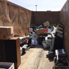 rotary recycle bin.long