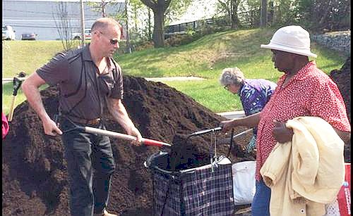 Compost Day 2015