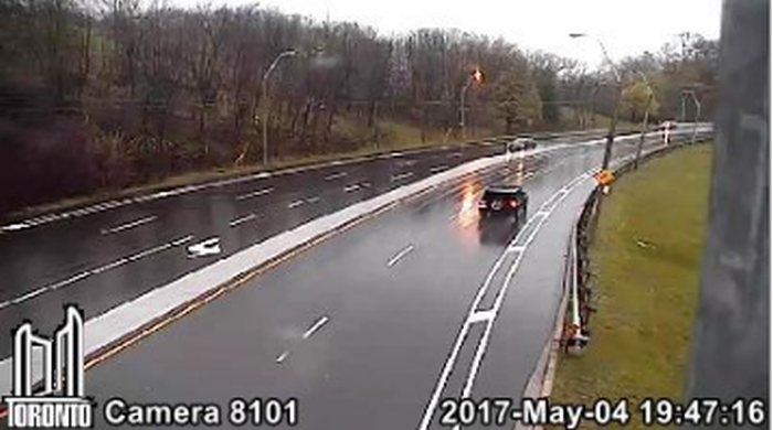 Bayview extension traffic cameras will tip you to flooding