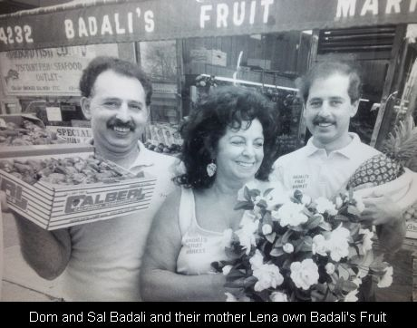 Badali family focus in Leaside-Bennington Hts. magazine