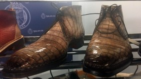 """Royal shoes"" cost $10,000"