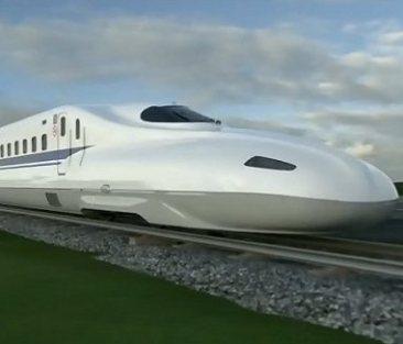 High speed train dream