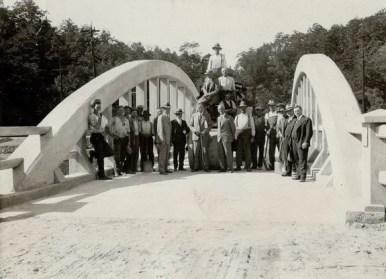 Pottery bridge 1928