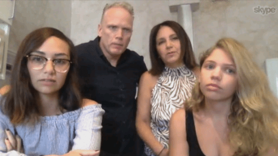 The Gray family from Mississauga/CBC